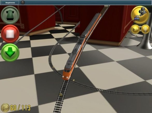 Junior Trainz - Screenshot