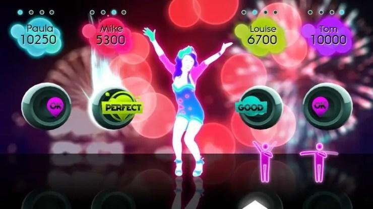 Just Dance 2 - Firework