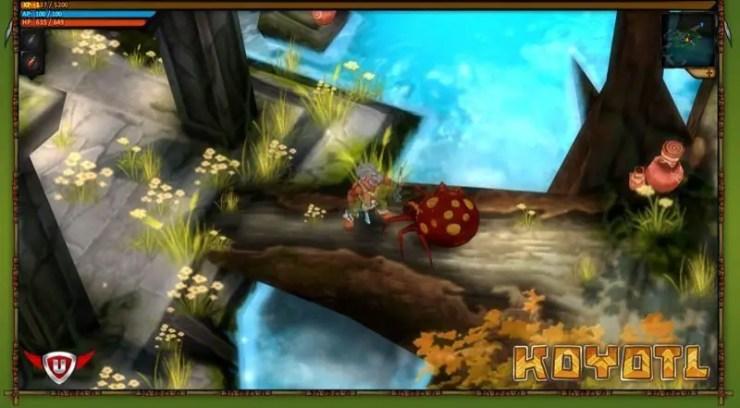 Koyotl - Screenshot