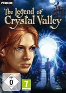 The Legend of Crystal Valley - Cover PC