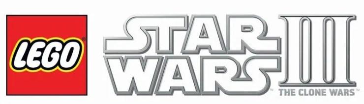 LEGO Star Wars 3: Clone Wars - Logo