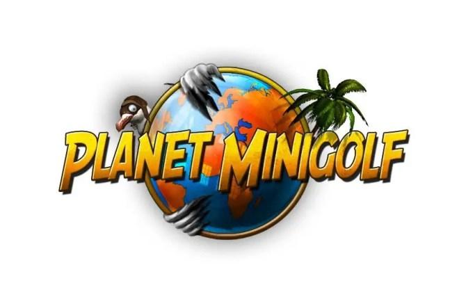 Planet Minigolf Logo