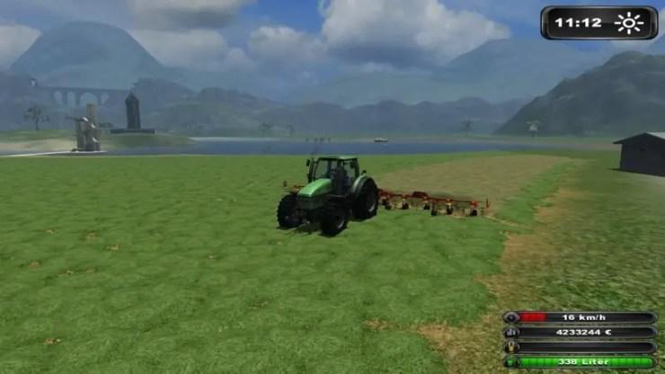Landwirtschafts-Simulator 2011 Add-on