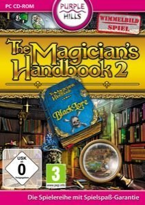 The Magician's Handbook 2: BlackLore - Cover PC