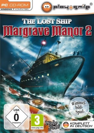 Margrave Manor 2 - Cover PC