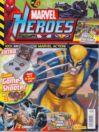 Marvel Heroes #4