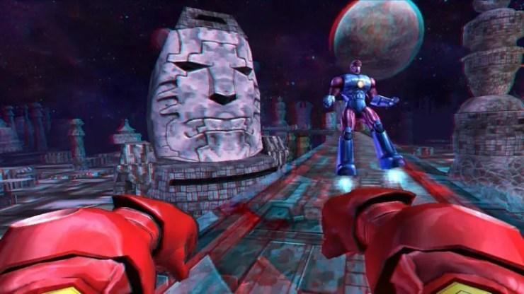Marvel Super Heroes 3D - Screenshot