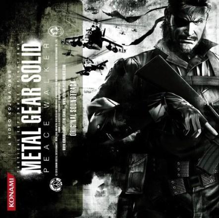 Metal Gear Solid: Peace Walker OST