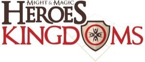 Might and Magic Heroes Kingdoms - Logo