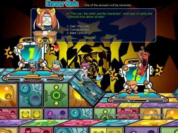 Mini Fighter - Screenshot
