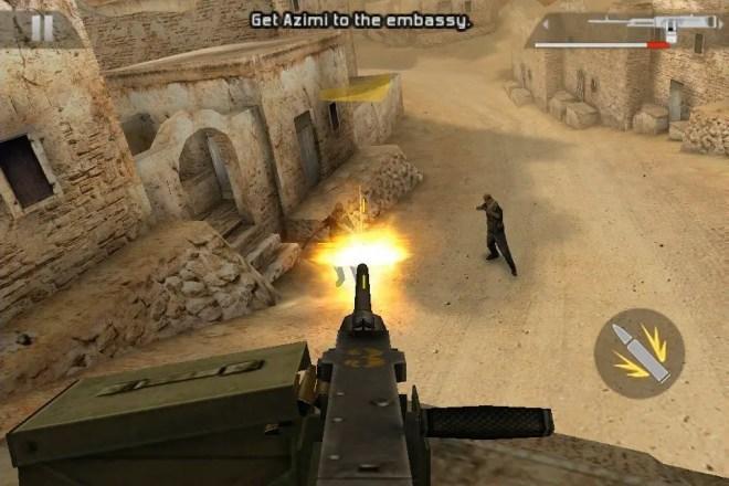 Modern Combat 2: Black Pegasus - Screenshot