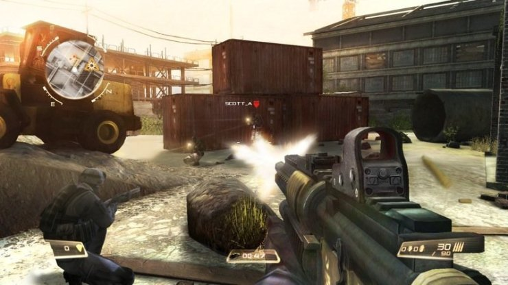 Modern Combat: Domination - Screenshot