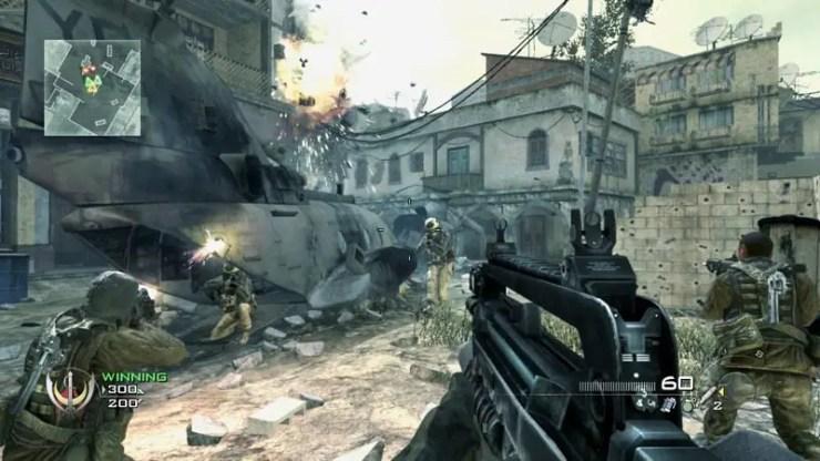 Call of Duty: Modern Warfare 2 - Stimulus