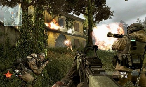 Call of Duty: Modern Warfare 2 - Stimulus Map Pack