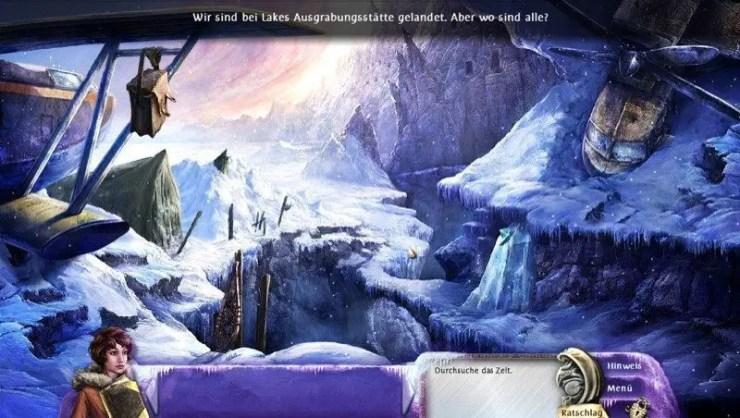 Mystery Stories: Expedition des Grauens - Screenshot