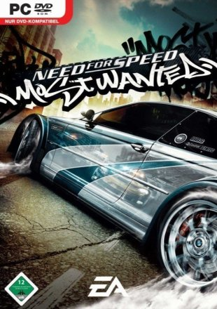 Need for Speed: Most Wanted Cover PC