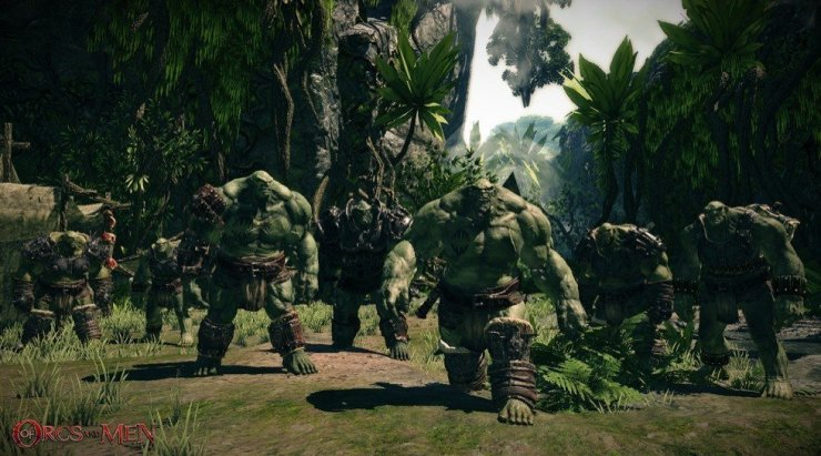 Of Orcs and Men - Screenshot
