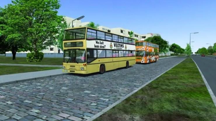Omnibus-Simulator - Screenshot