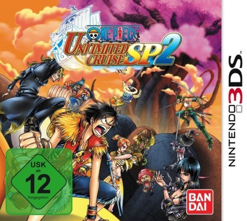 One Piece: Unlimited Cruise SP2 - Cover 3DS