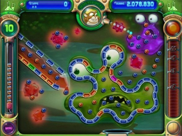 Peggle - Screenshot