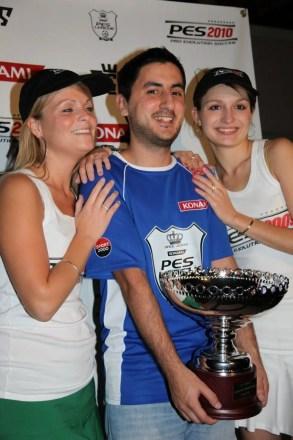 PES 2009 - Europameister Koroglu
