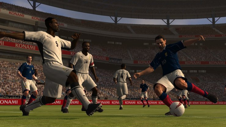 PES 2009 - Screenshot