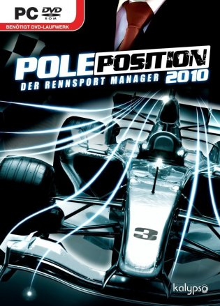Pole Position 2010 - Packshot PC