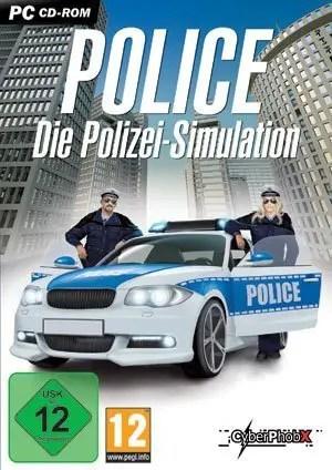Police: Die Polizei-Simulation - Cover PC