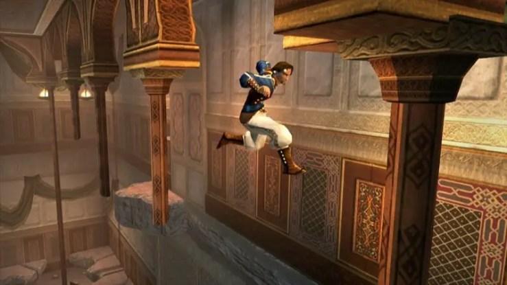 Prince of Persia Trilogy - Screenshot