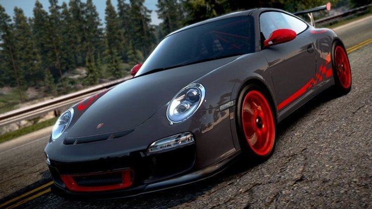 Need for Speed: Hot Pursuit - Porsche GT3 RS