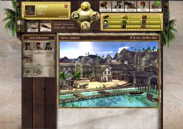 Pirates of Tortuga 2 - Screenshot