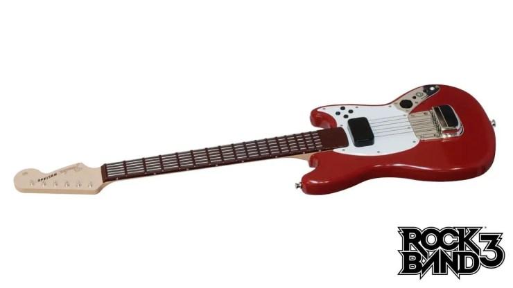 Mad Catz Fender für Rock Band 3