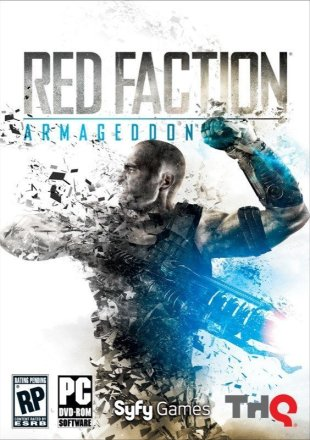 Red Faction: Armageddon - PC Cover