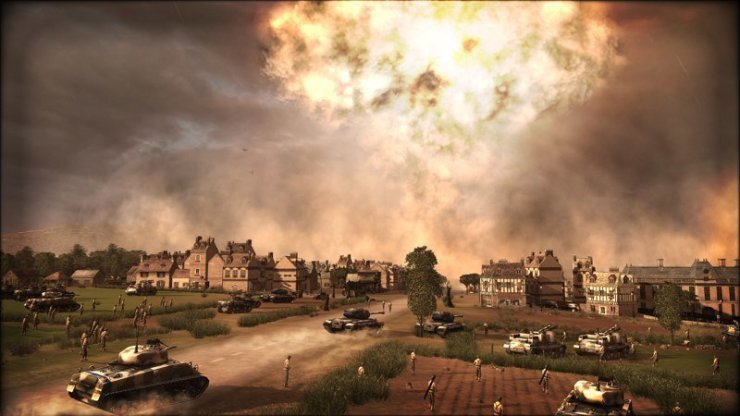 R.U.S.E. - Screenshot