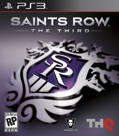 Saints Row: The Third Packshot PS3