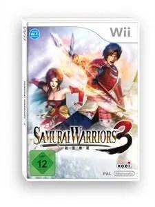 Samurai Warriors 3 - Cover Wii