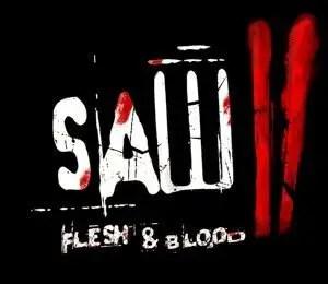 SAW 2: Flesh and Blood - Logo