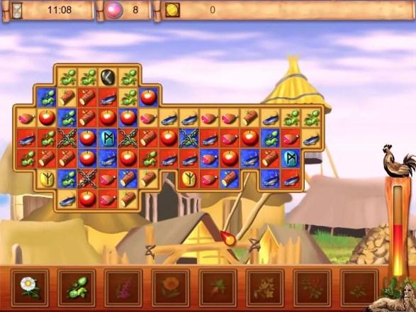 The Legend of Gallia - Screenshot