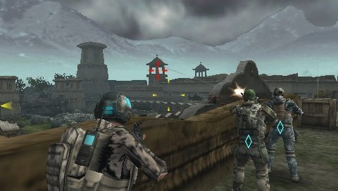 Tom Clancy's Ghost Recon - Screenshot