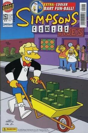 Simpsons Comics #153