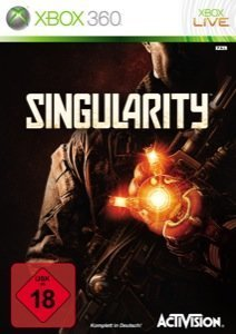 Singularity - Cover Xbox 360
