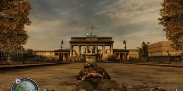 Sniper Elite - Screenshot