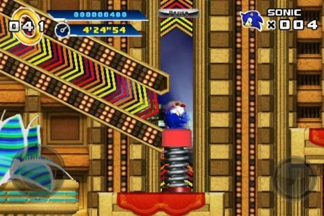 Sonic the Hedgehog 4: Episode 1 - Screenshot