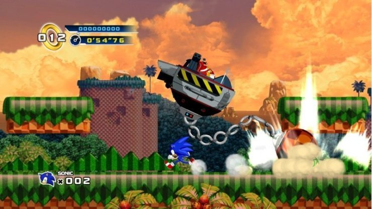 Sonic the Hedgehog 4: Episode 1 - Screenshot
