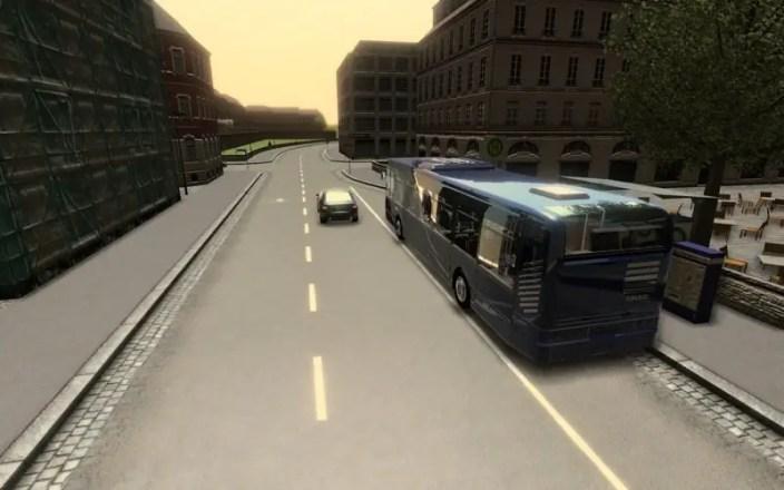 Spezialfahrzeuge-Simulator - Screenshot