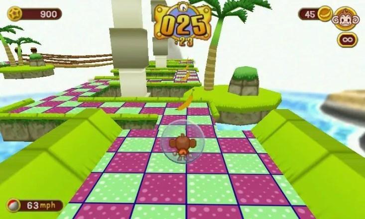 Super Monkey Ball - Screenshot