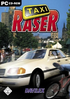 Taxi Raser - Packshot
