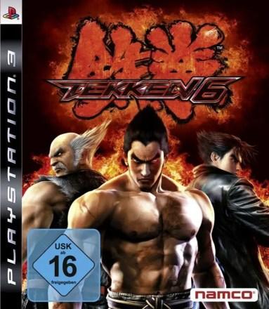 Tekken 6 - Packshot PS3