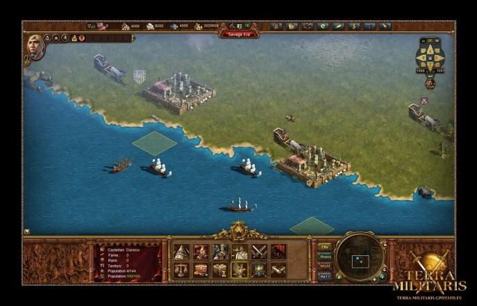 Terra Militaris - Screenshot