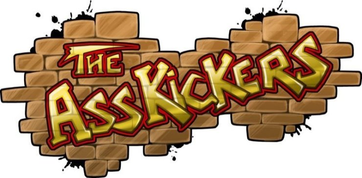 The Asskickers - Logo